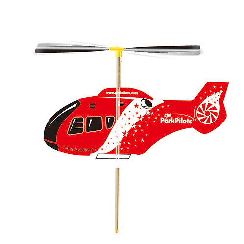 Red Heli Wind-up