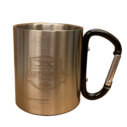 Thermal Carabiner Mug  7.5oz