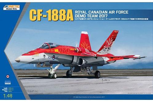 CF-188A RCAF 2017 Demo Kit