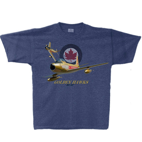 RCAF Golden Hawks Tee