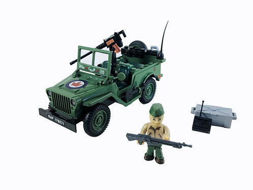 RCAF Jeep - Limited Edition