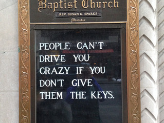 Do You Know Where Your Keys Are?