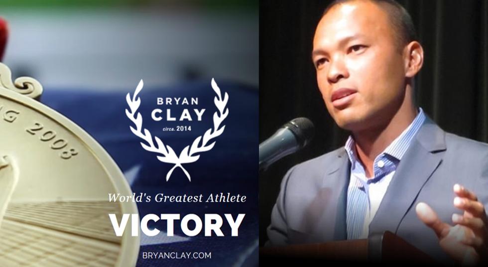 Bryan Clay, Decathlete