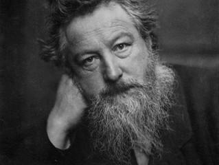 William Morris, 1834-1896