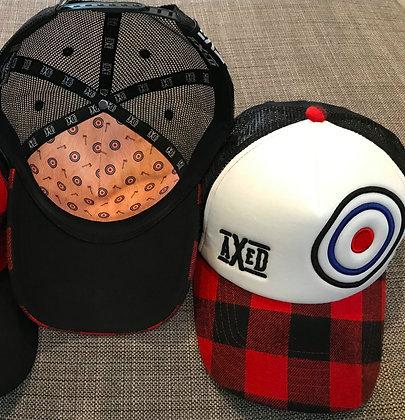 Custom Bullseye AXED Hat