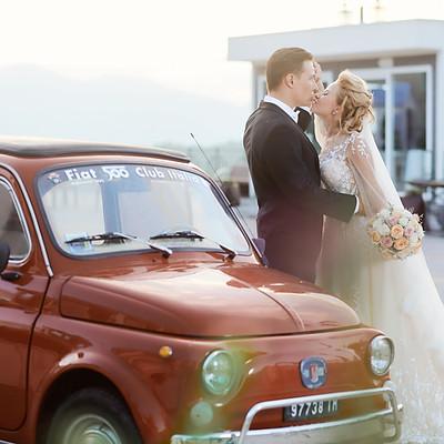 Frederic & Elena Wedding