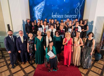 Znamy nagrodzonych w VI Plebiscycie Gospodarczym Kobiece Twarze...