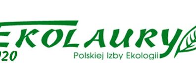 """19. EDYCJA KONKURSU """"EKOLAURY"""" POLSKIEJ IZBY EKOLOGII 2020"""