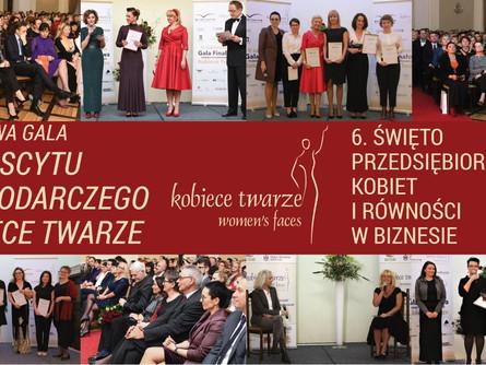 VI Plebiscyt Gospodarczy Kobiece Twarze trwa – finał w grudniu