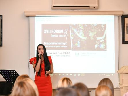 XVII Forum Kobiece Twarze pt: Naprawiamy! – relacja