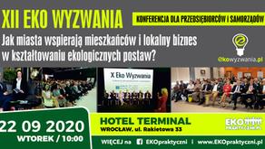 XII Eko wyzwania - Co w programie?