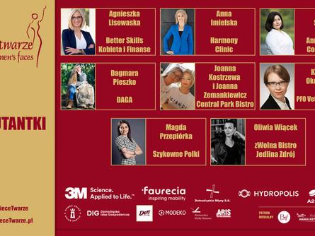 W finale znalazły się niezwykle osobowości i przedsiębiorcze kobiety z Dolnego Śląska