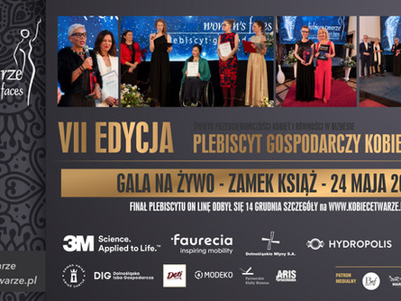 Wielka, finałowa Gala w Zamku Książ (z udziałem ponad 300 osób), NAJPRAWDOPODOBNIEJ 24 MAJA!