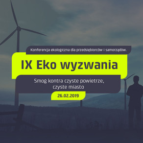 Dziewięć konferencji z cyklu Eko Wyzwania za nami a temat tego, co konieczne do zmian, wydaje się...
