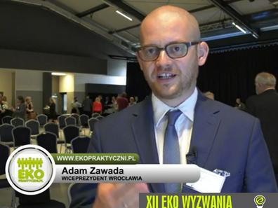 Zapraszamy do obejrzenia relacji filmowej z Konferencji ekologicznej XII Eko wyzwania