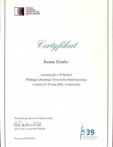 Zjazd Polskiego Lekarskiego Towarzystwa Radiologicznego
