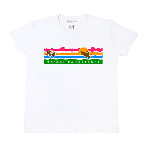 Sunset Tee Loose Fit