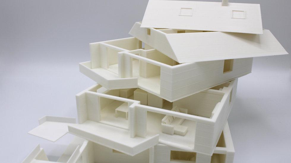 3D Hausmodell