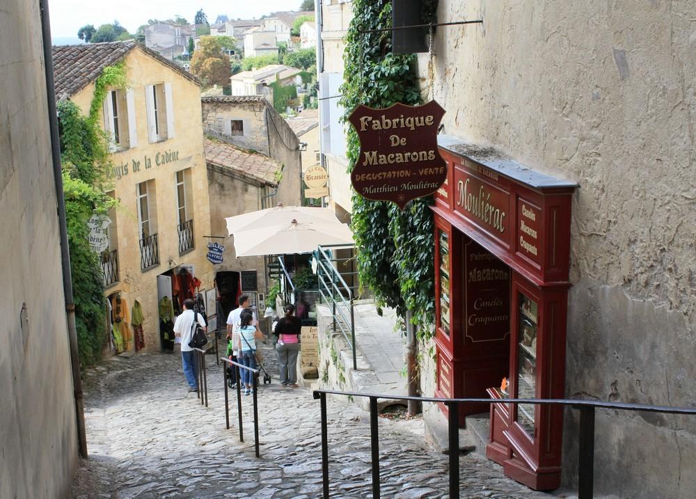 Visite de Saint-Emilion