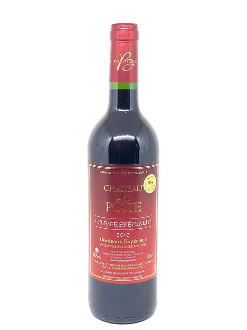 - CUVÉE SPÉCIALE 2012 -   Carton 6 bouteilles 75CL. 14€/bouteille