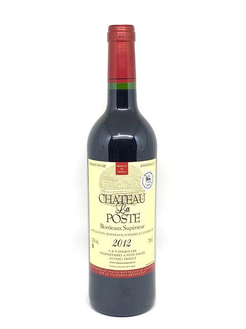 - MILLÉSIME 2012 -   Carton 12 bouteilles 75CL. 7,45€/bouteille