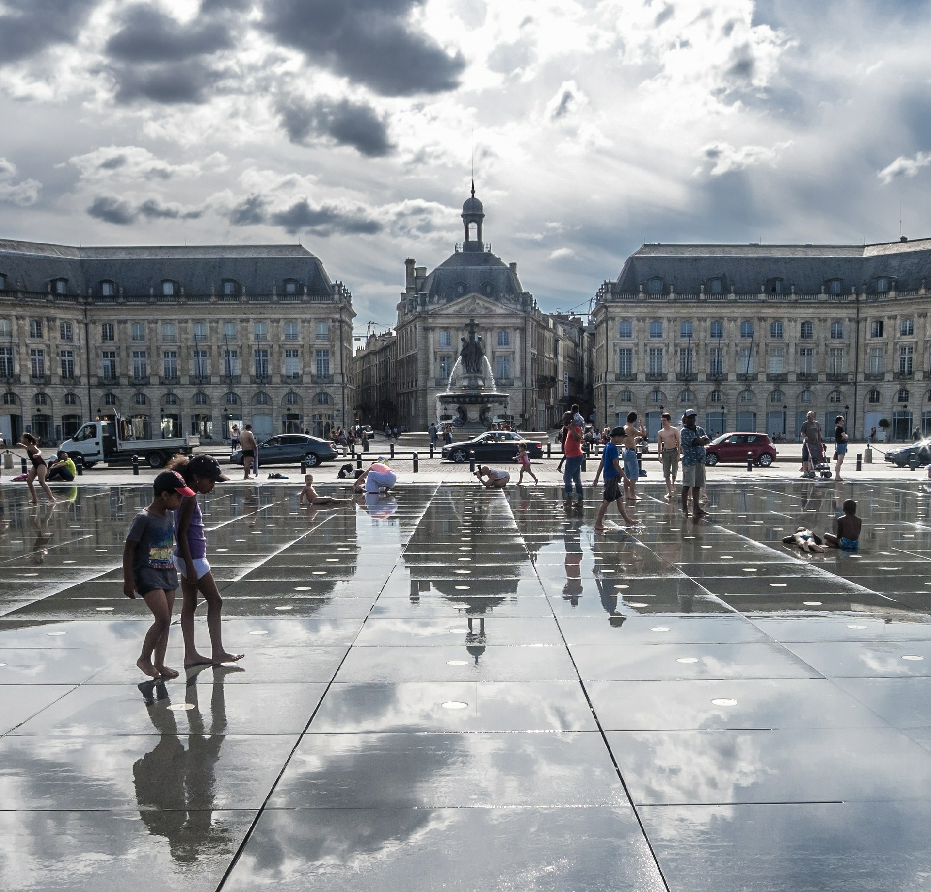 Centre Ville de Bordeaux