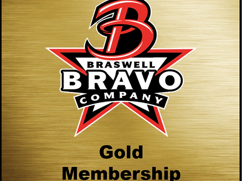 Braswell Bravo Boosters Gold Membership