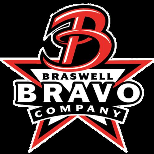Bravo Company Car Decal