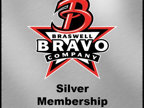 Braswell Bravo Boosters Silver Membership