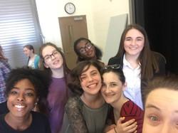 Class Show Selfie!