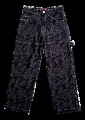 Loop Pants - Floral