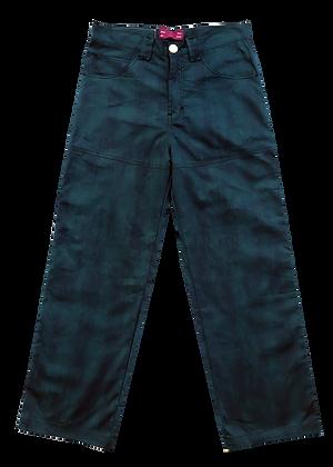 Loop Pants - Moss