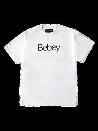 Bebey T-Shirt White/Black