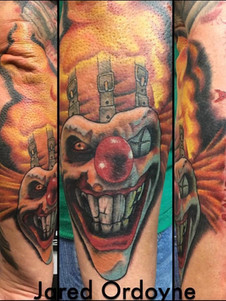 Sweet tooth from Twisted Metal