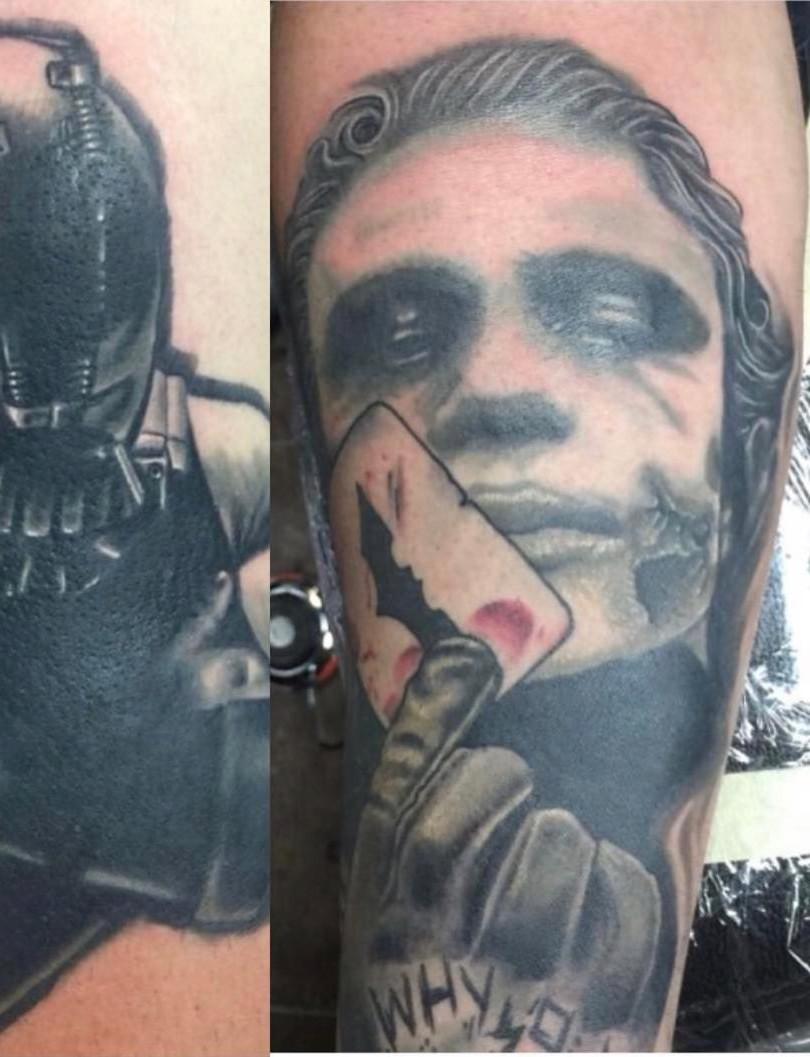Bane & Joker