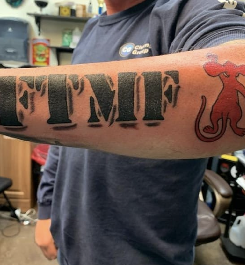 FTMF Red Mouse