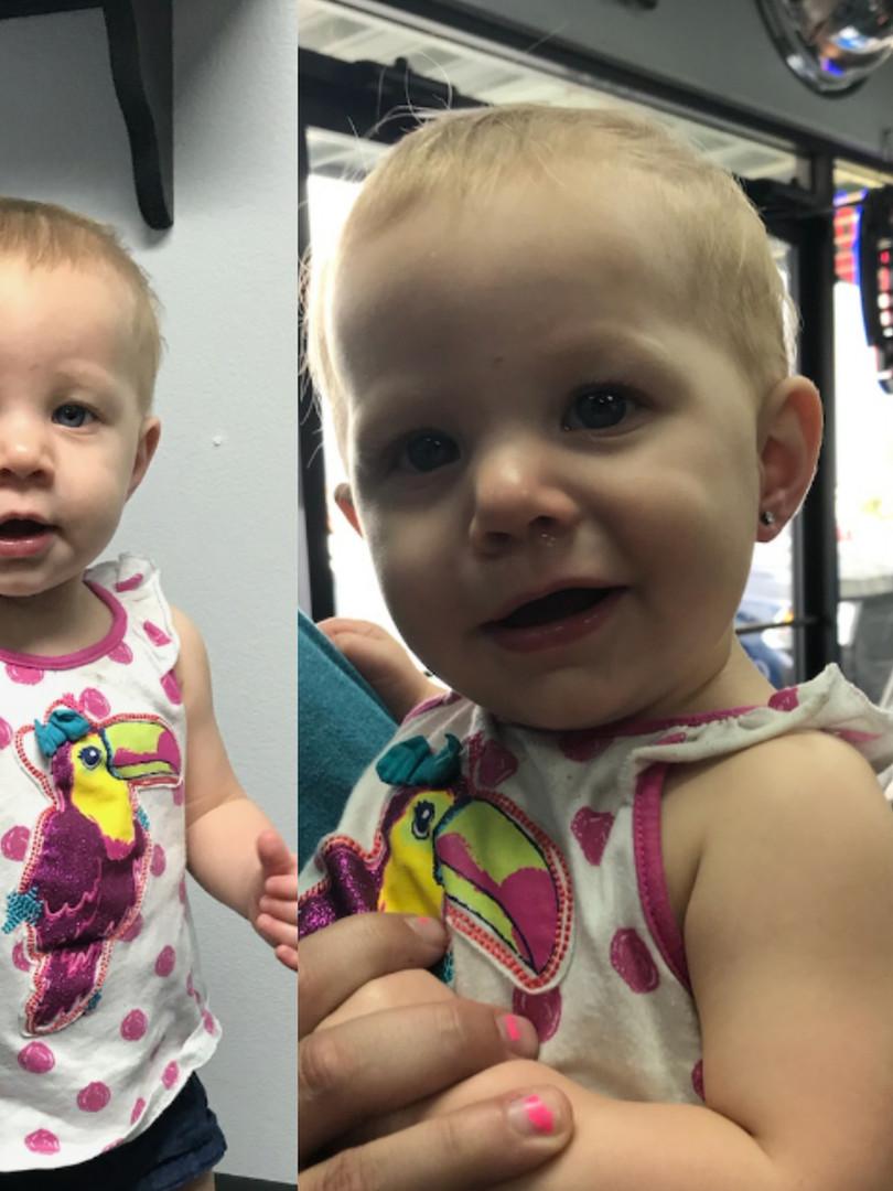 Baby Ear Lobes