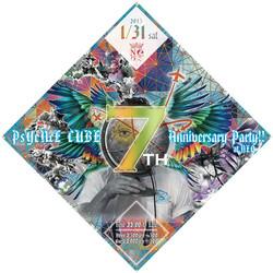 PsYeNcE_CUBE 7th Anniversary