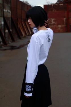 Long Tshirts white