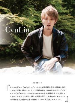 Singer CyuLin