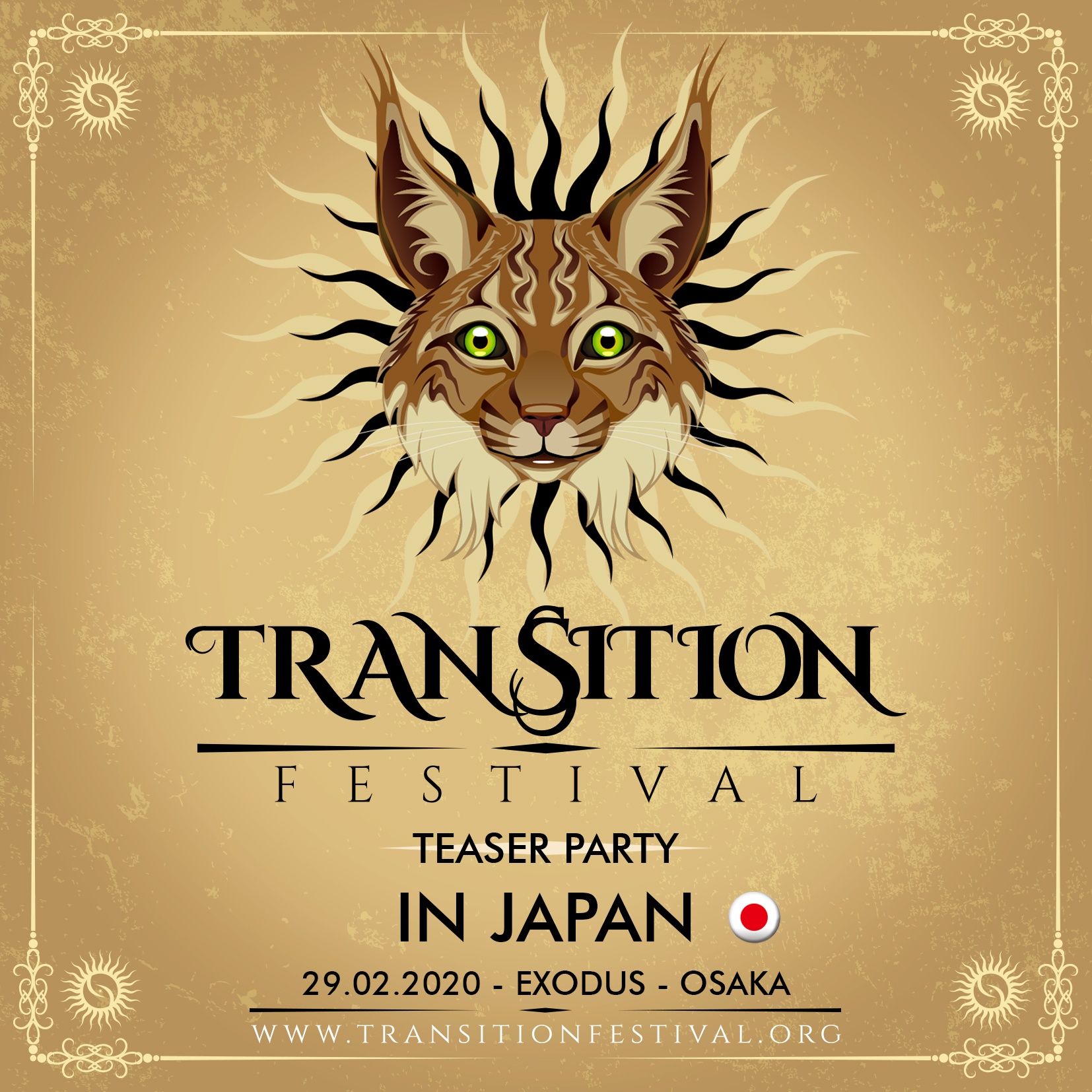Transition Festival Teaser Party