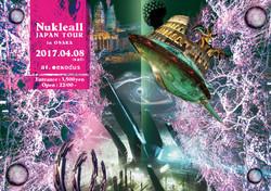 Nukleall Japan tour