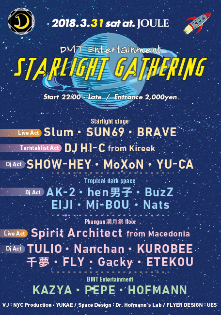 STARLIGHT GATHERING