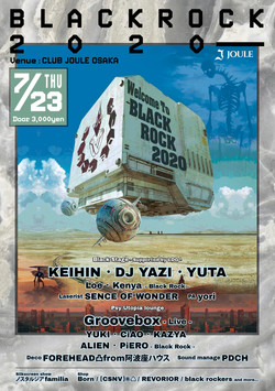 BLACK ROCK 2020