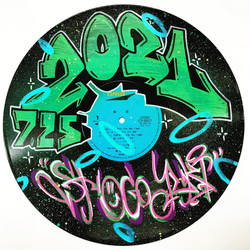 Records disk 03