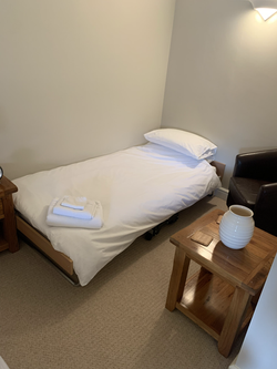 Guest bed (Room 2 only)