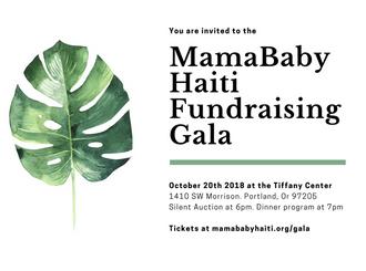 MamaBaby Haiti Fundraising Gala