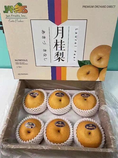 月桂梨 (China) 一箱