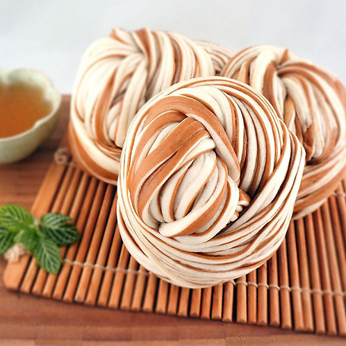 Chimei Foods 七品蓮 黑糖雙色花捲