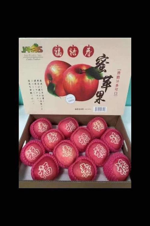 福祿壽蜜蘋果 一箱(China)